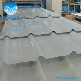 Painted Corrugated Steel Sheet For Poultry House