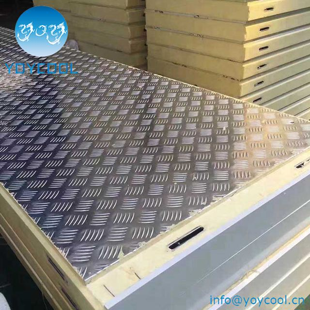 Cold Room Panels With Aluminum Sheet