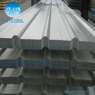 Painted Corrugated Steel Sheet For Roofing