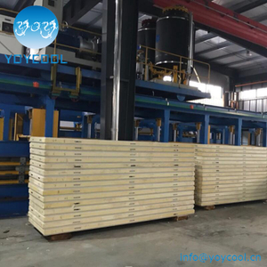 Cooling Room PU Sandwich Panels