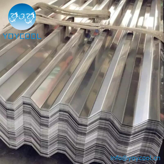 Stainless Corrugated Steel Sheet