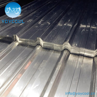 316 Stainless Corrugated Steel Sheet For Roof