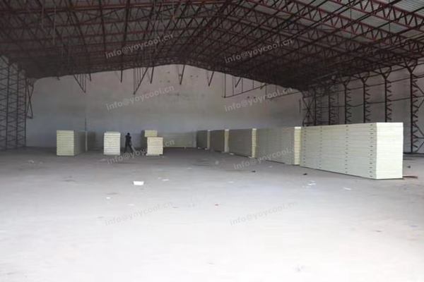 Cold Storage Room in Djibouti-YOYCOOL (3)