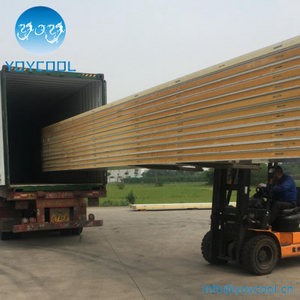 Cold Room PU Sandwich Panel With Cam Lock