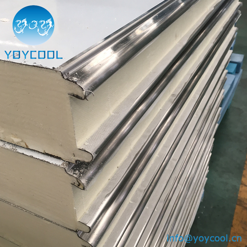 Cold Room Panels Plug Type