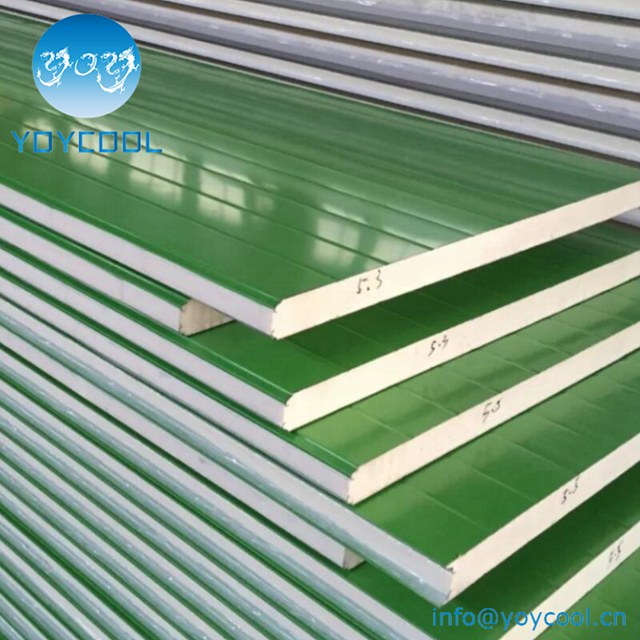 Pu Foam Sandwich Panel