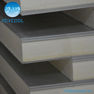 PU Wall Sandwich Panels