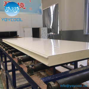 Plug Type Cold Room Panels